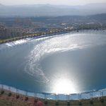 ساخت استخر کشاورزی باشگاه دیپلماتیک تهران